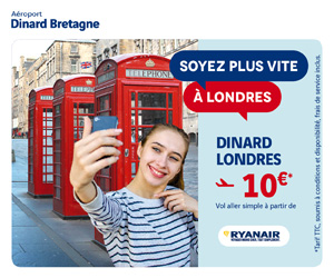 dinard-london-stansted-flight-ryanair-low-cost